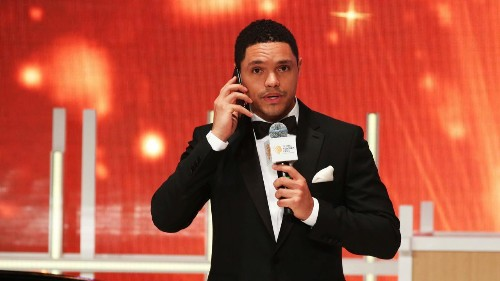 """Trevor Noah was in Marvel's """"Black Panther"""" as Griot the AI system"""