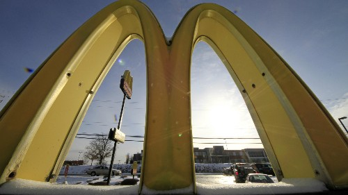 McDonald's looks set to shrink its store count in the US this year
