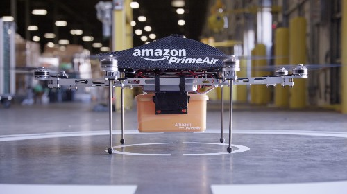 Amazon could have its drones in US skies next year