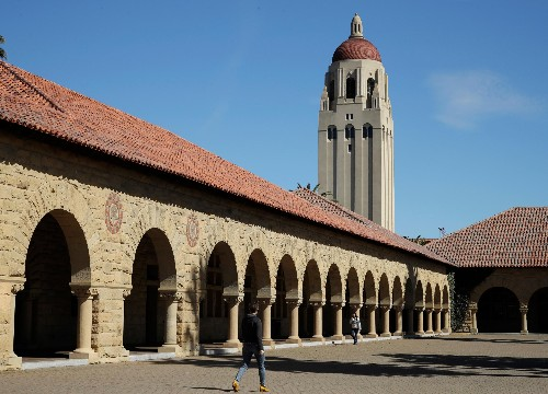 "Stanford's new ""diverse"" AI institute is overwhelmingly white and male"