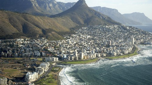 Cape Town's water crisis is affecting luxury tourism