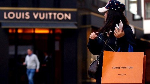 Luxury labels like Gucci and Cartier going direct-to-consumer