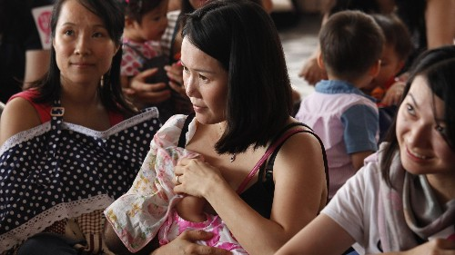 Hong Kong women are too busy to breastfeed, and not even the government can change that