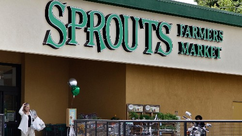 Organic foods grocer Sprouts Farmers Market has the best IPO debut of the year