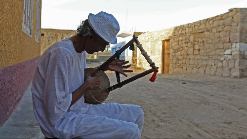 One man's mission to unearth Africa's lost treasure trove of music
