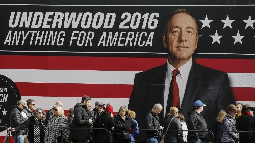 """House of Cards"" has a Russia plot line that would deeply intrigue the global oil markets"