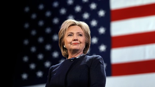 America was never ready for a woman president