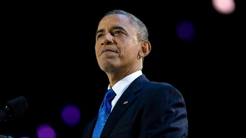 Barack Obama openly addressed the racism he's faced as United States president