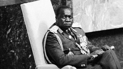Uganda's Idi Amin rare photos capture life but not horrors