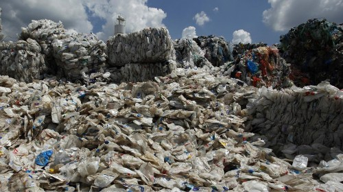 US states banned from exporting their trash to China are drowning in plastic