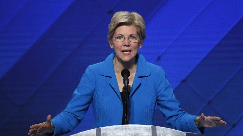 """""""You are selling out the American public""""—Elizabeth Warren's letter on Donald Trump's transition team"""