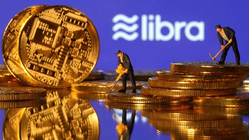 Facebook's Libra forces central banks to tackle cryptocurrencies