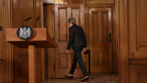 Theresa May's baffling Brexit statement