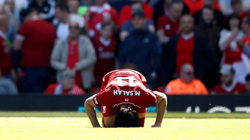 Soccer's brightest star is helping elevate the positive symbolism of Ramadan