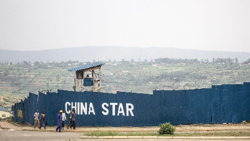 Rwanda is a landlocked country with few natural resources. So why is China investing so heavily in it?