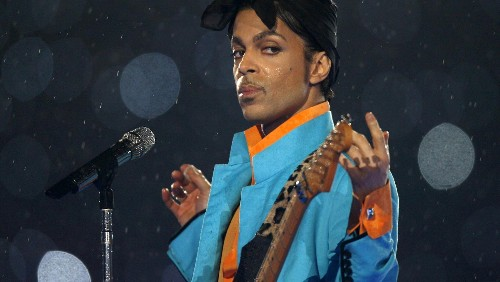A bunch of rare and unreleased Prince albums have landed exclusively on Tidal