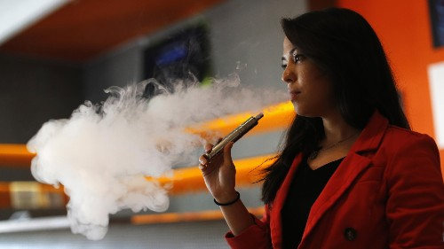 Vaping is 95% less harmful than smoking cigarettes, according to UK health officials