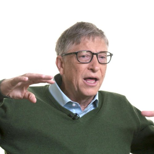 Bill Gates says filter bubbles are a serious problem with news