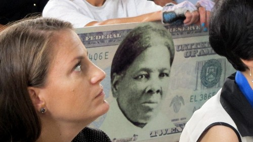 Don't hold your breath for the Harriet Tubman $20 bill