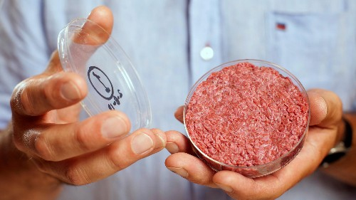 The future of meat lies in a $325,000 lab-grown burger