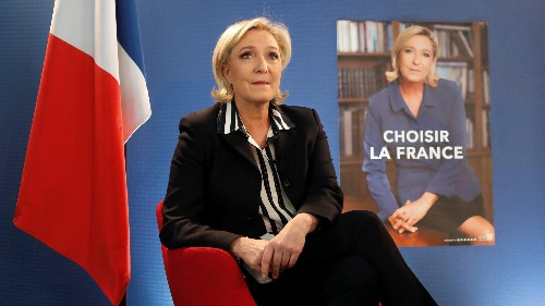 French election: Marine Le Pen has lost the vote against Emmanuel Macron but she won something better