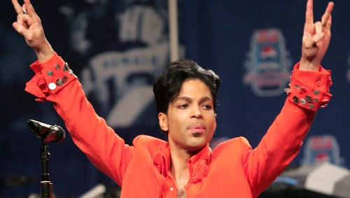 Prince hoarded 2,000 pairs of shoes—that we know of