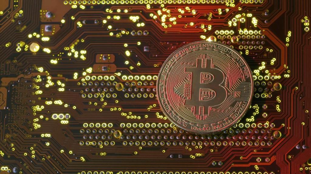 Bitcoin Geek  - cover