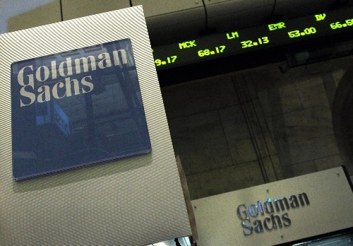 Goldman Sachs wants to create its own version of bitcoin