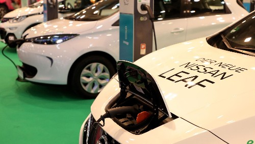 The most successful EV model to date is not from the US or China