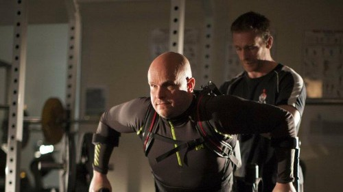 A paralyzed man just walked again, thanks to a robotic exoskeleton