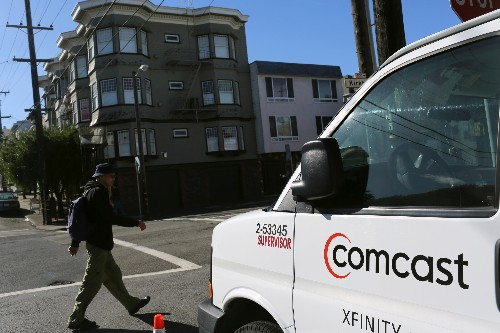 Comcast is about to have more customers for internet than TV
