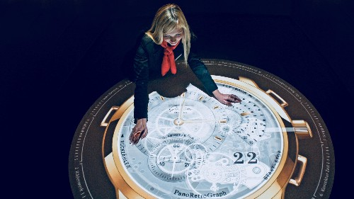 This physicist's ideas of time will blow your mind