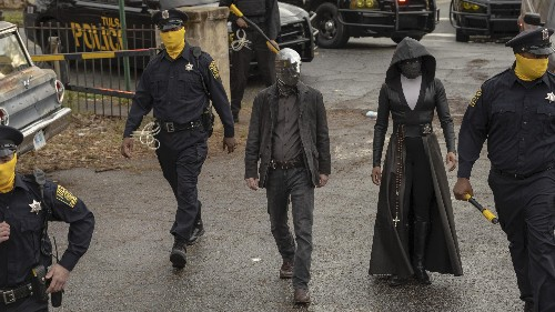 HBO's big Watchmen risk totally pays off