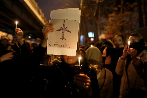 Timeline: the Ukraine plane crash and Iran's conflicting statements