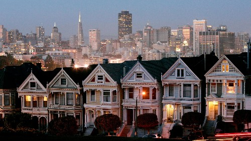 Rampant wealth inequality in Silicon Valley could make San Francisco a ghost town