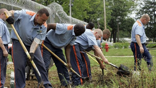 US prisoners are going on strike to protest a massive forced labor system
