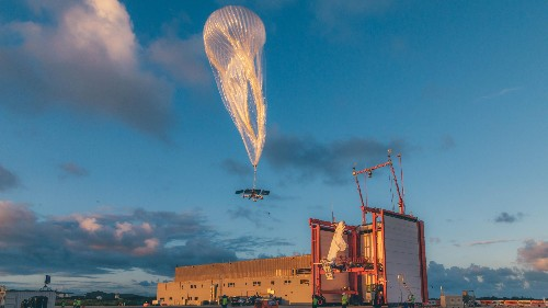 Loon signs deal to expand internet in rural Peru with balloons