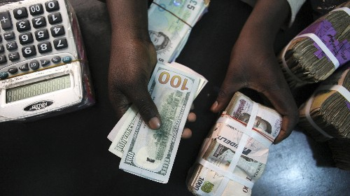 A (not so) brief history of the fall and fall of the Nigerian naira