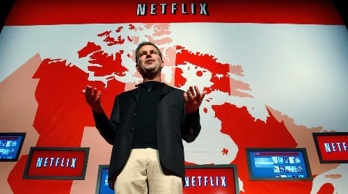 Netflix accounts for more than a third of prime-time internet traffic in North America
