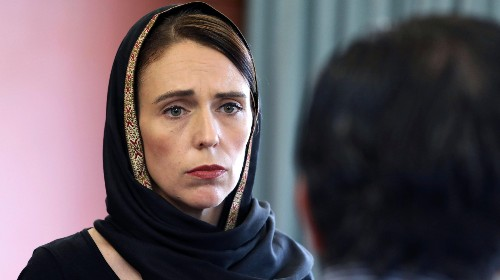 New Zealand prime minister refuses to name Christchurch shooter