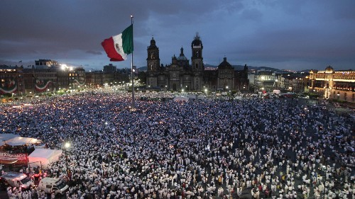 Mexico City is crowdsourcing its new constitution using Change.org in a democracy experiment