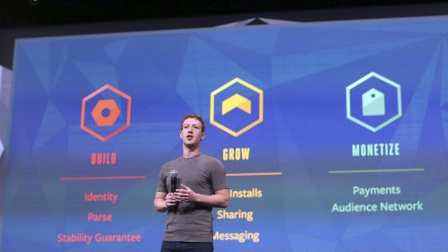 Facebook just made its boldest moves yet to become the Google of mobile apps