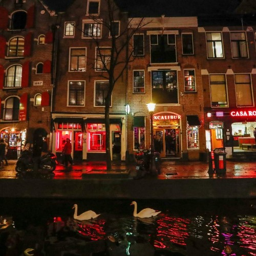 Dutch regulator says banks shouldn't snoop on customer payments to churches, casinos, or sex clubs