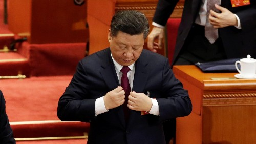 China's Communist Party says it's ending presidential term limits by popular demand