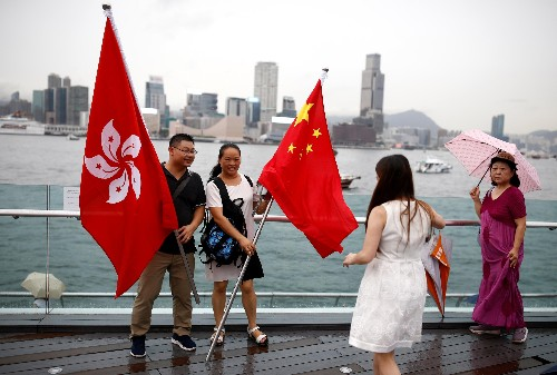 Chinese supporters of Hong Kong protests face doxxing