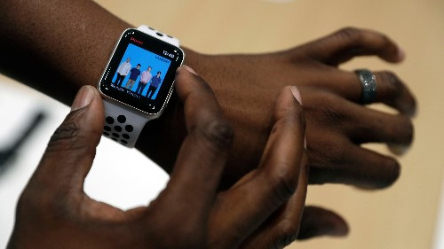 The Apple Watch is no longer a device for the everyday consumer