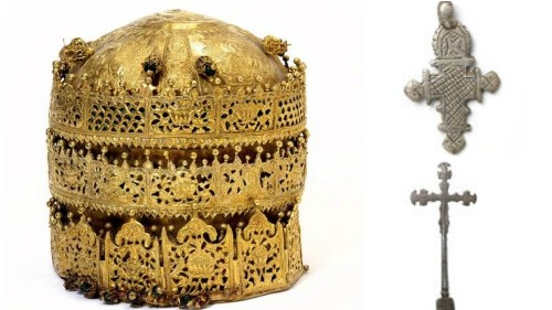 A British museum is in talks to return Ethiopia's looted art treasures, but only on loan