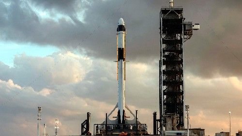 SpaceX faces its final test before it can fly astronauts to orbit