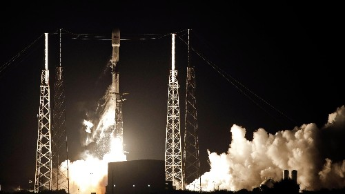 SpaceX missed a satellite collision warning