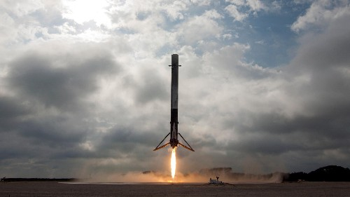 The complete visual history of SpaceX's single-minded pursuit of rocket reusability